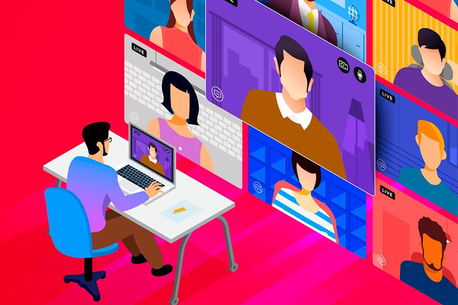 Oživte svoju<br>on-line schôdzku kreatívnym pozadím